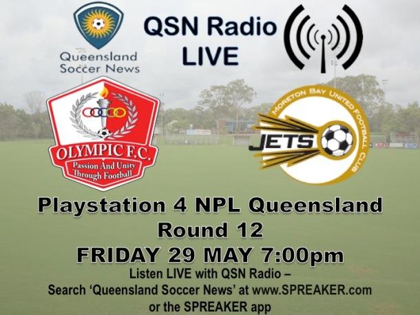 QSN Radio Rd 12