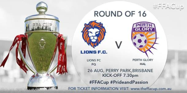 lions ffa cup